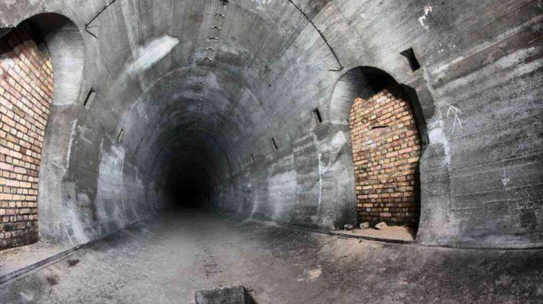 MRU - bunkry