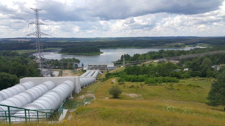 Elektrownia wodna koło Żydowa